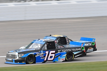 Relentless Recovery Nets Hill Podium Finish at Kansas