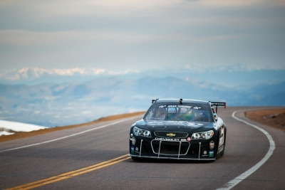 Renowned driver Rob Parsons will be First Paraplegic to Race Pikes Peak in June