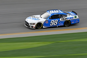 Chase Briscoe Fifth in Xfinity Series Season Opener