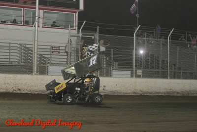 Sanders, Sarale, Barnes and Mauldin claim Delta Speedway wins on Saturday