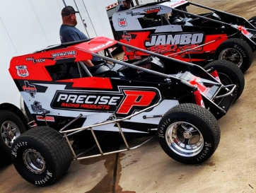 Brody Roa heads to Oklahoma for this week's 35th annual Chili Bowl