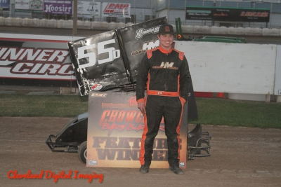 Hammes grabs Open 500 victory in round three of Stockton Challenge