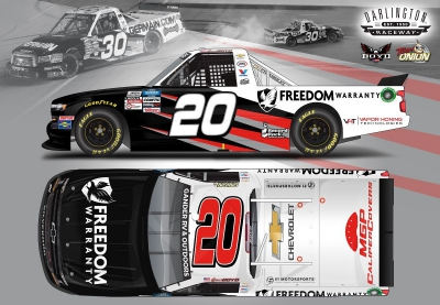 Freedom Warranty Extends Spencer Boyd Sponsorship through 2021