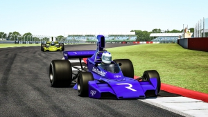 Three-time Indy 500 winner Franchitti scores victory in racing legends esports race