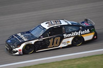 Aric Almirola Looking for a Win at Kansas