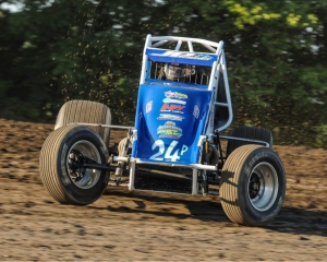 Cottle, Denney, Losh, Bishop and Allen  Win Features During 'Jack and Jiggs Classic'  Friday at Gas City I-69 Speedway
