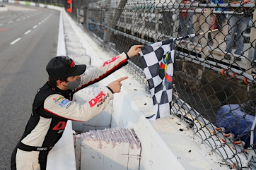 Martinsville's victor Harrison Burton snatches another Xfinity Playoff win