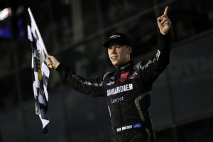 Ben Rhodes Fastest in Camping World Truck Series Final Practice at Bristol