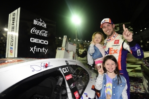 Hamlin Wins Third Daytona 500