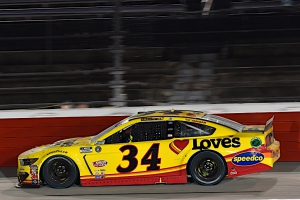 McDowell Looks for Continued Success with Love's Travel Stops and Delo at Las Vegas
