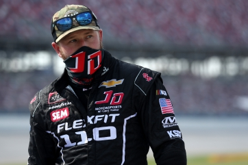 Jeffrey Earnhardt returns to JD Motorsports with Gary Keller full time in 2021