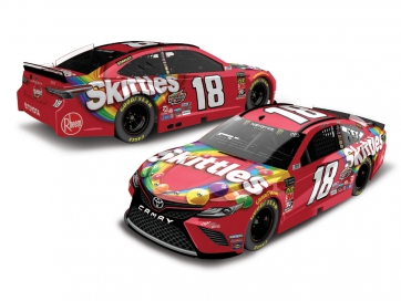 Kyle Busch Looking to Join Elite Company at Indianapolis