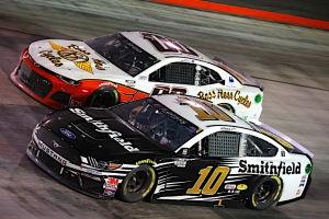 Almirola Finishes Solid Fifth at Bristol