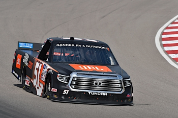 Tough Start to Gander Trucks Season Continues for Chandler Smith
