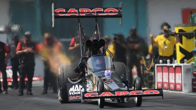Steve Torrence brings Big Daddy back to victory at the NHRA Gatornationals