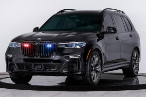 INKAS® Introduces the World's First Armored BMW X7