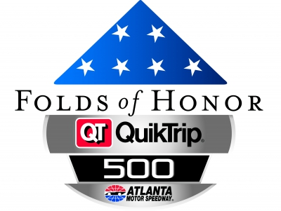 Fold of Honor 500 results from Atlanta Motor Speedway
