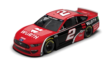 Team Penske, Brad Keselowski, Würth, and Universal Technical Institute Team Up to Show Appreciation for Teachers