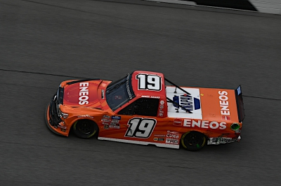 Solid Day At Daytona Comes Up Short For Kraus