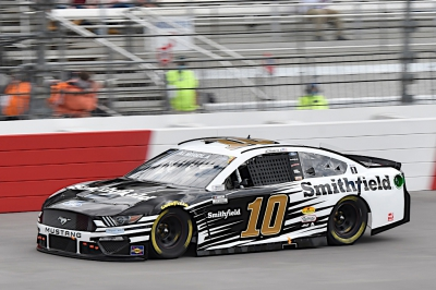 Almirola Sixth at Richmond