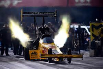 Langdon  powers to victory at the 66th annual DENSO Spark Plugs NHRA U.S. Nationals