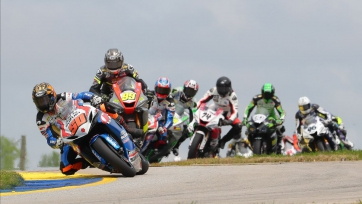 The 2020 MotoAmerica Series round at Michelin Raceway Road Atlanta has been postponed to the July 31-August 2 weekend due to the ongoing COVID-19 pandemic. Photo by Brian J. Nelson.