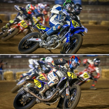 Rising Stars Daniels and Brunner Share Springfield Short Track Honors