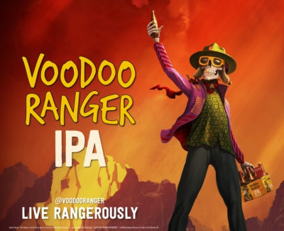 Voodoo Ranger Returns as Official Beer of Progressive AFT
