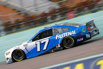 Buescher Wins Opening Stage, Earns Playoff Point in Strong Effort at Homestead