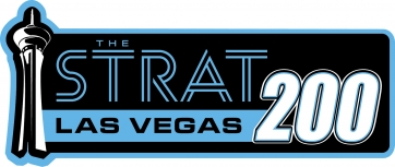 Strat 200 starting lineup at Las Vegas Motor Speedway