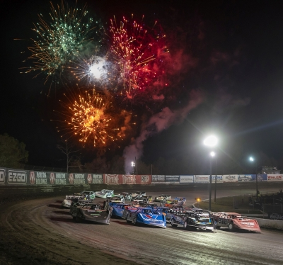 Robust 2020 Schedule Featuring Wide Variety of Car Classes and Special Events Sets Course for Volusia Speedway Park