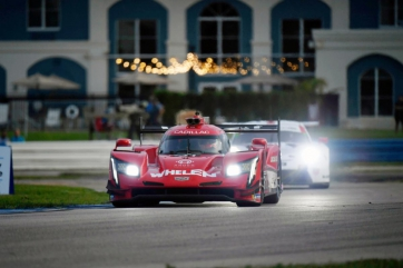 One Thing's Certain: No. 31 Whelen Engineering Cadillac Must Win for DPi Title Hopes