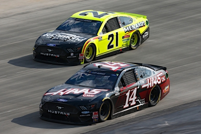 Bowyer 16th in Sunday's Dover Race
