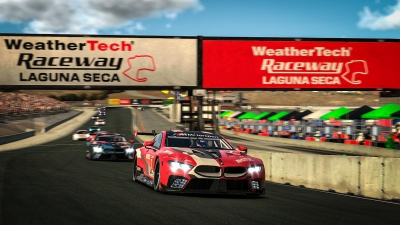 Three Takeaways: IMSA iRacing Pro Series  at WeatherTech Raceway Laguna Seca