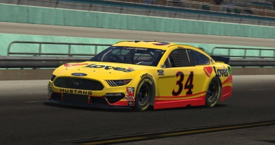 Michael McDowell Race Preview: Virtual Texas Motor Speedway
