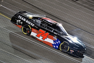Bayley Currey to Drive the #74 for Mike Harmon Racing