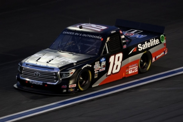 Eckes Drives Ill-Handling Tundra to 14th-Place Finish