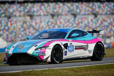 Fortune Reversal at Daytona for KohR Motorsports Following Late Switch to Aston Martin