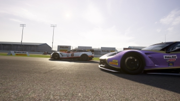 Kicera and Francis Jr. Deliver in Daytona Trans Am Esports Thriller