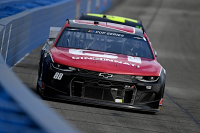 Alex Bowman returns to the home track that helped launch his career
