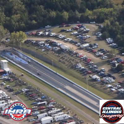 Central Illinois Dragway, IHRA Reach Multi-Year Sanction Agreement
