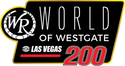 World of Westgate 200 results from Las Vegas Motor Speedway