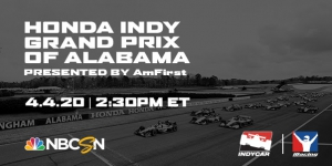 '5 Things To Look For ...' heading into Virtual Honda Indy Grand Prix of Alabama