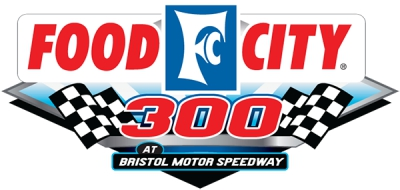 Food City 300 results from Bristol Motor Speedway