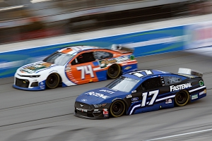 Buescher Settles for 20th-Place Finish at Michigan