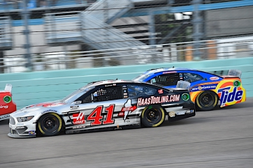 Disappointing 23rd for Custer at Homestead