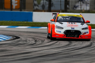 Copeland Motorsports' Two Tylers Eager for Full Michelin Pilot Challenge Season in 2021
