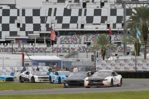 Merrill Takes Victory after Grueling Trans Am TA2® Finale at Daytona