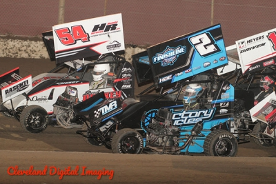 Penultimate round of Delta Micro titles this Saturday night