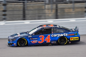 FRM Kansas Weekend Recap: Gilliland Earns Third Consecutive Top-10. McDowell Continues Playoff Push. Alfredo Has Top-25